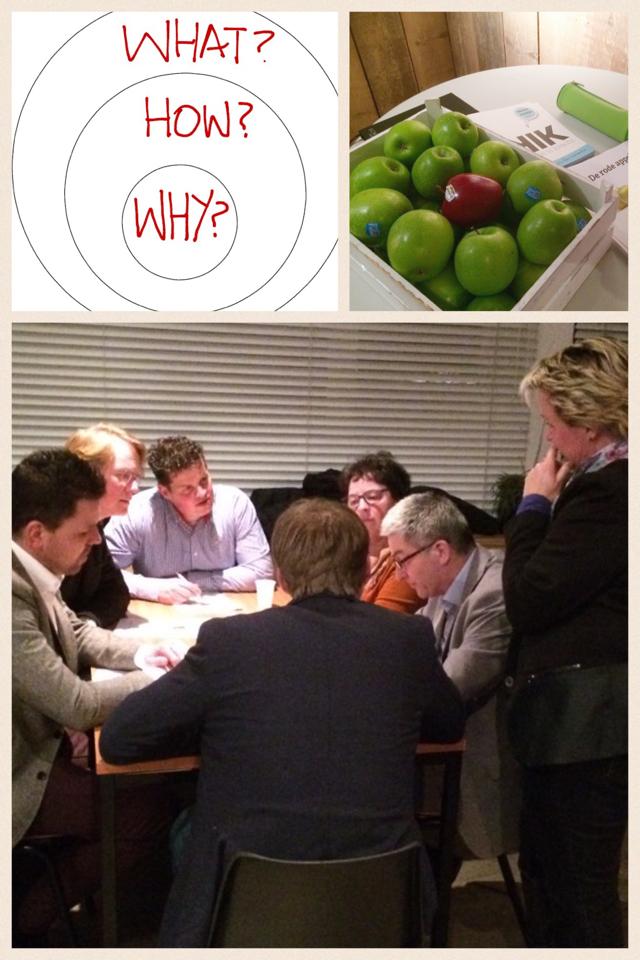 ZieZo!   Businessavond 'de rode appel' voor Allbizz in Uddel