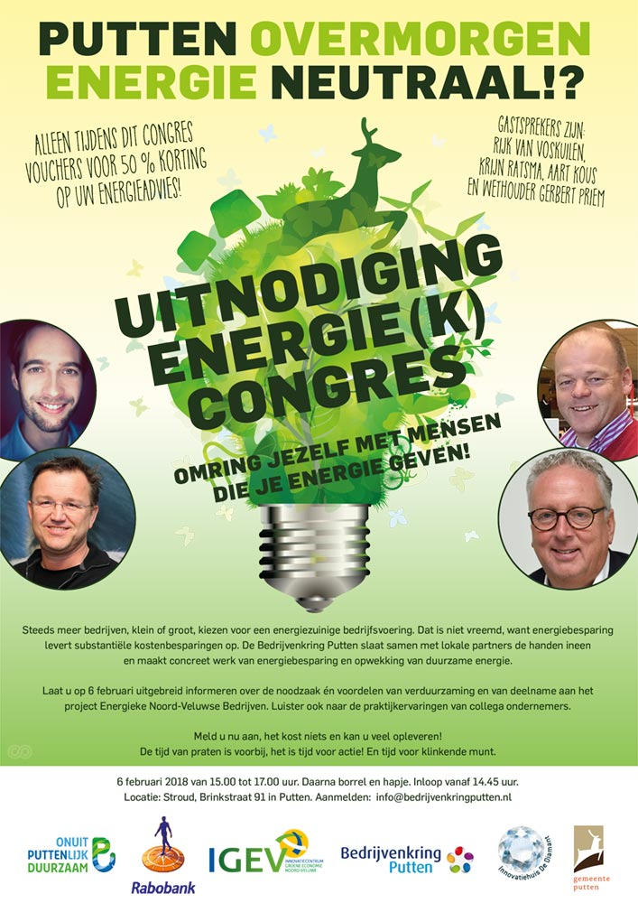 ZieZo! | Energiecongres Putten