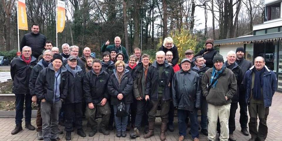 ZieZo! | Vrijwilligersbijeenkomst Stichting Wisent op de Veluwe